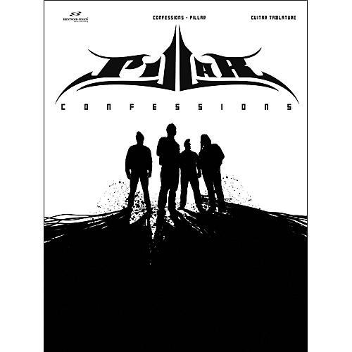 Hal Leonard Pillar - Confessions Guitar Tab Songbook