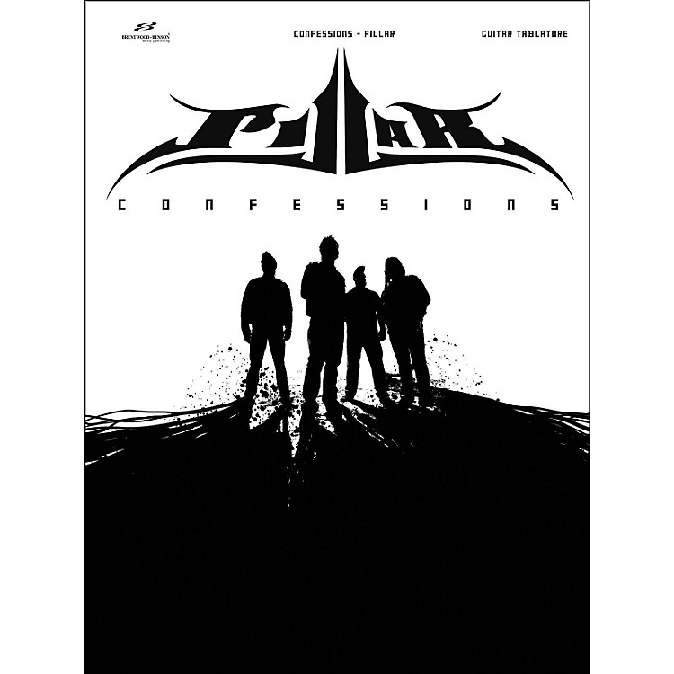 Hal LeonardPillar - Confessions Guitar Tab Songbook