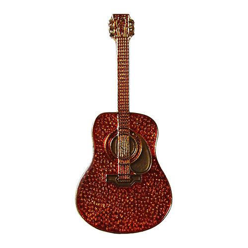 AIM Pin Acoustic Guitar Natural