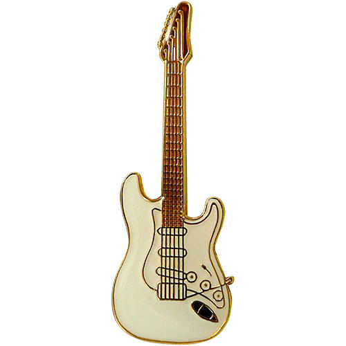 AIM Pin Electric Guitar