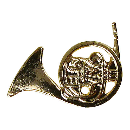 AIM Pin French Horn Brass