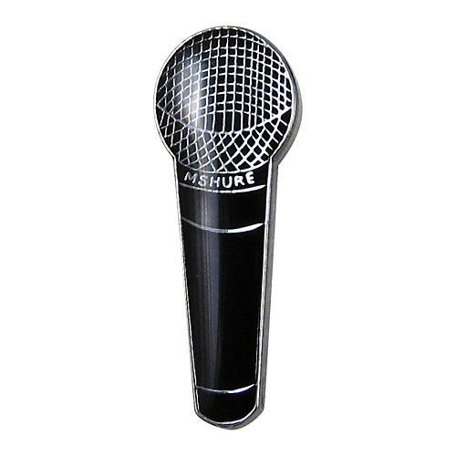 AIM Pin Microphone Black