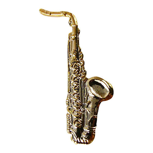 AIM Pin Tenor Sax