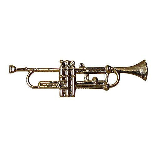 AIM Pin Trumpet Brass
