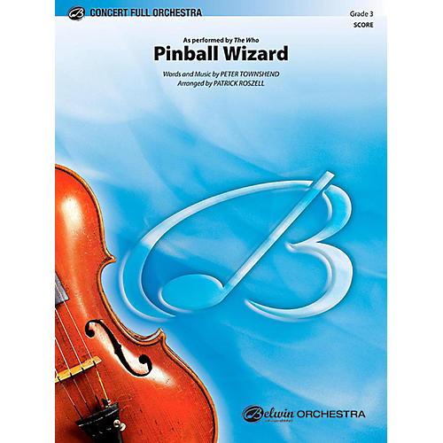 Alfred Pinball Wizard Full Orchestra Level 3 Set-thumbnail