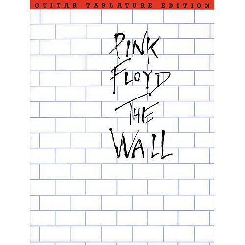Hal Leonard Pink Floyd - The Wall Guitar Tab Book-thumbnail