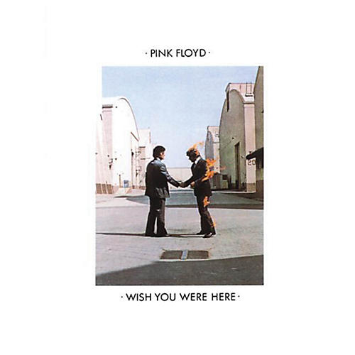 Music Sales Pink Floyd - Wish You Were Here Music Sales America Series Softcover Performed by Pink Floyd-thumbnail