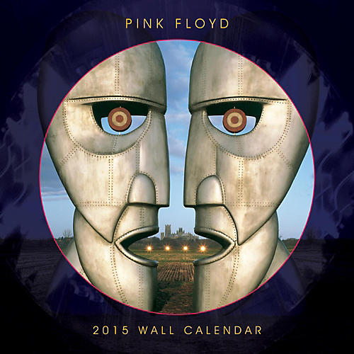 Browntrout Publishing Pink Floyd 2015 Calendar Square 12x12