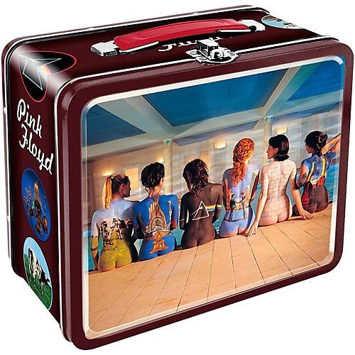 Hal Leonard Pink Floyd Back Side Art Lunch Box