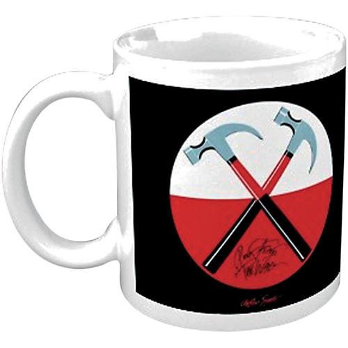 ROCK OFF Pink Floyd Boxed Mug: Hammers Logo-thumbnail