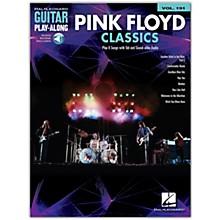 Hal Leonard Pink Floyd Classics Guitar Play-Along Volume 191 Book/Audio Online