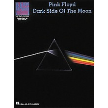 Hal Leonard Pink Floyd Dark Side of the Moon Bass Tab Songbook