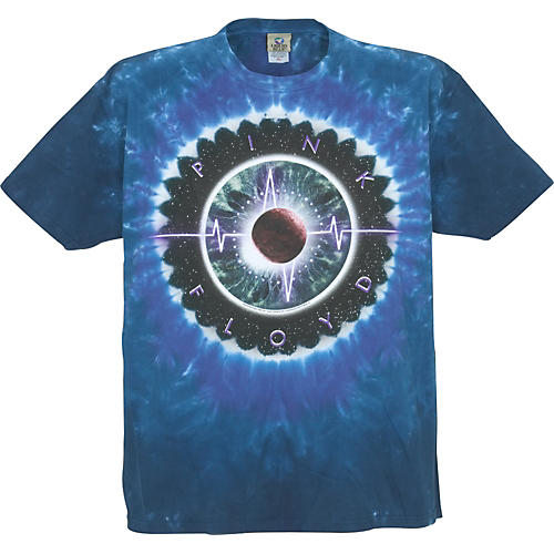 Pink Floyd Pink Floyd Pulse Concentric T-Shirt Blue L