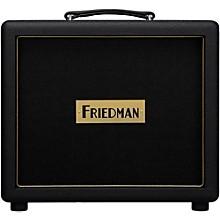 Friedman Pink Taco 1x12 Closed-Back Guitar Speaker Cabinet with Celestion Creamback Black