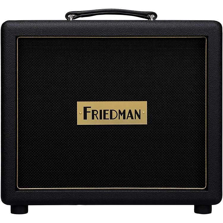 FriedmanPink Taco 1x12 Closed-Back Guitar Speaker Cabinet with Celestion CreambackBlack