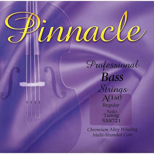 Super Sensitive Pinnacle Bass Strings A, Solo 3/4 Size