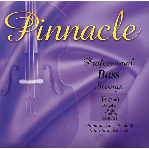 Super Sensitive Pinnacle Bass Strings E, Solo 3/4 Size