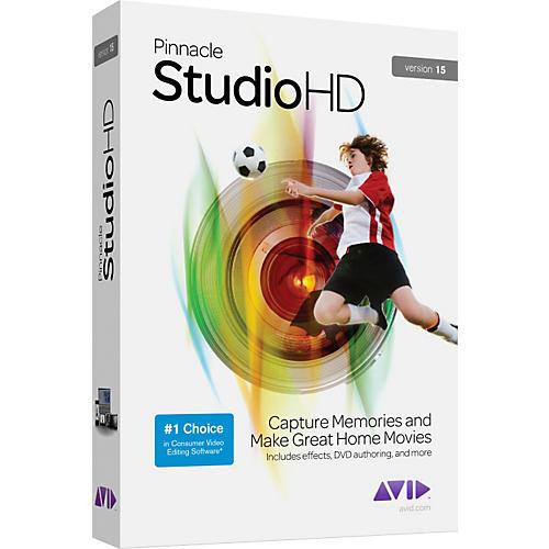 Pinnacle Pinnacle Studio HD Version 15