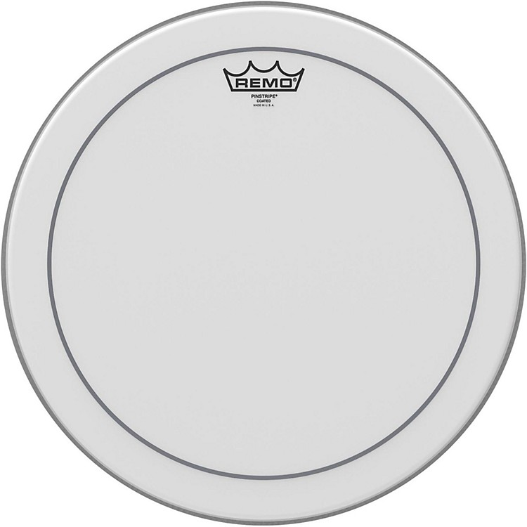 Remo Pinstripe Coated Drumhead  16 Inches