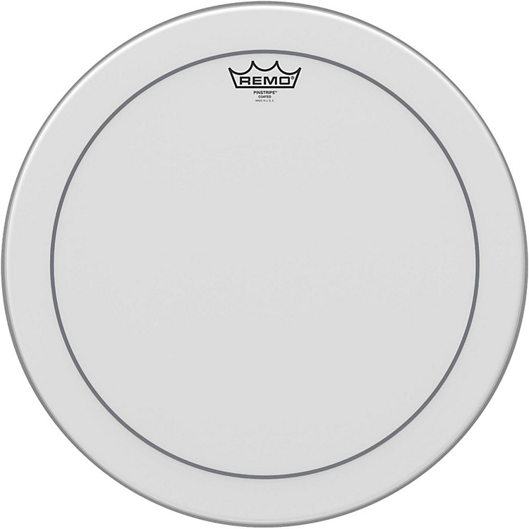Remo Pinstripe Coated Drumhead  18 Inches