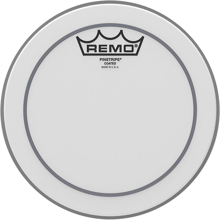 RemoPinstripe Coated Drumhead8 Inches