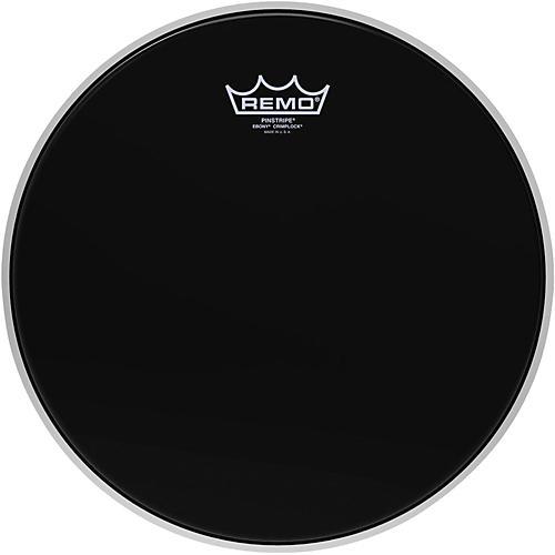 Remo Pinstripe Ebony Crimplock Drum Head