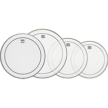 """Remo Pinstripe Standard Drumhead Propack with 14"""" Coated Powerstroke 3 Head"""