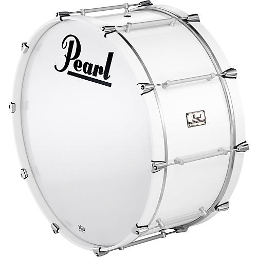 Pearl Pipe Band Bass Drum with Tube Lugs