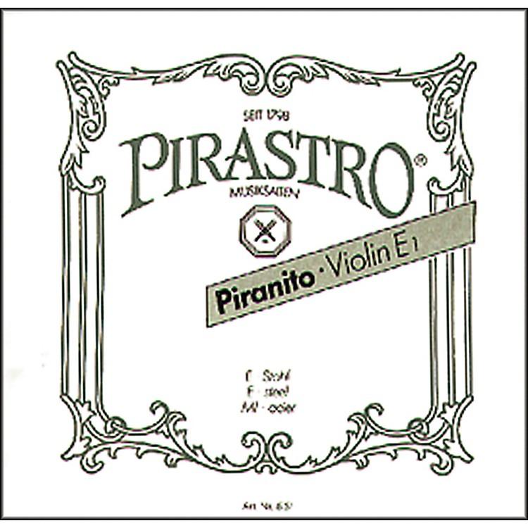 PirastroPiranito Series Violin E String1/16-1/32 Ball End
