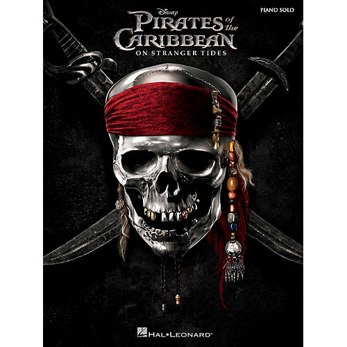 Hal Leonard Pirates Of The Caribbean - On Stranger Tides For Piano Solo