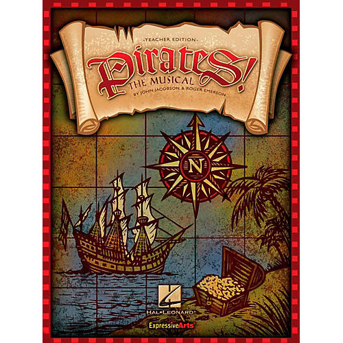 Hal Leonard Pirates! The Musical - Performance Kit with CD-thumbnail