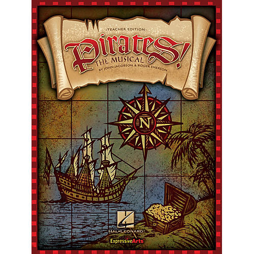 Hal Leonard Pirates! The Musical PREV CD Composed by Roger Emerson