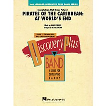 Hal Leonard Pirates of the Caribbean: At World's End (Excerpts from) - Band Level 2 arranged by Brown