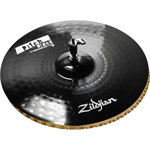Zildjian Pitch Black Cymbals Zildjian Pitch Black