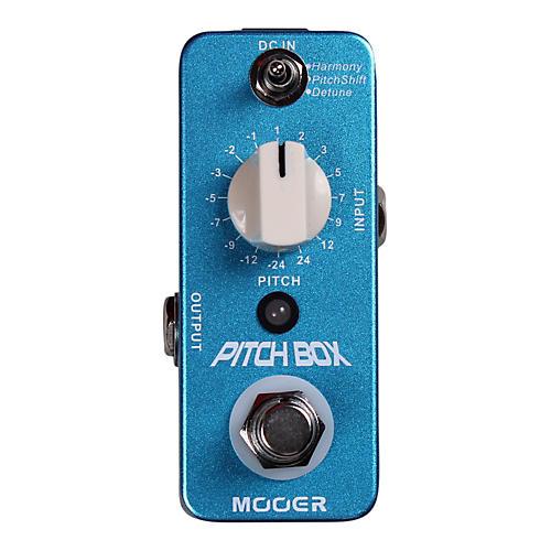 Mooer Pitch Box Guitar Effects Pedal-thumbnail