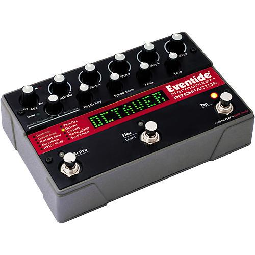 Eventide PitchFactor Harmonizer Guitar Multi Effects Pedal