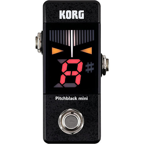 Korg Pitchblack Mini Pedal Tuner-thumbnail