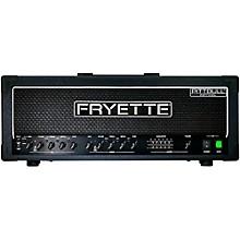 Fryette Pittbull Fifty/CL 50W Tube Guitar Amp Head Black