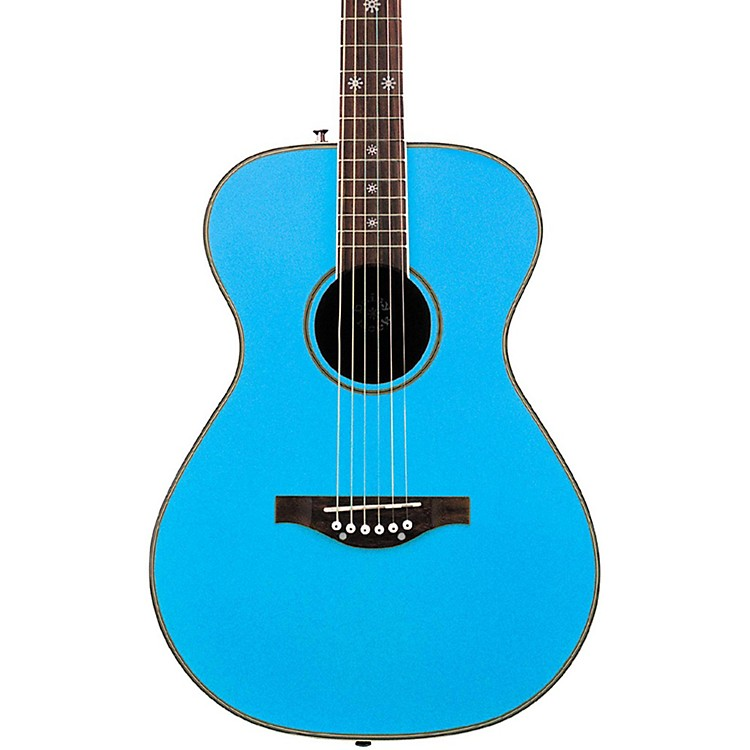 Daisy Rock Pixie Acoustic Guitar Sky Blue