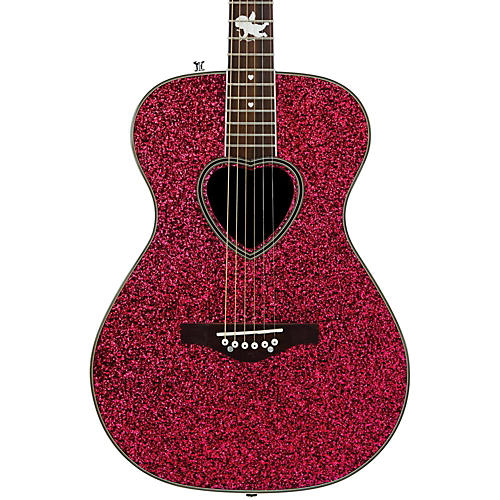 Daisy Rock Pixie Cupid Spruce Top Acoustic Guitar