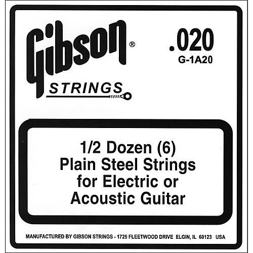 Gibson Plain Steel Strings