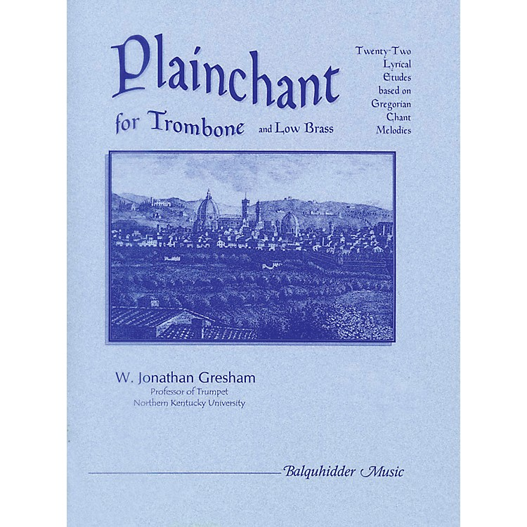Carl Fischer Planchant for Trombone Book