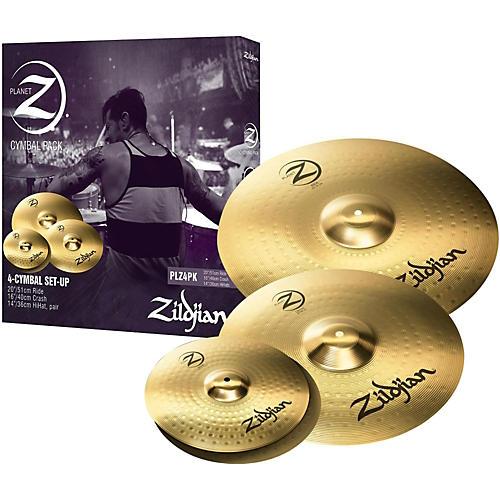 Zildjian Planet Z 4-Pack-thumbnail