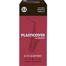 Rico Plasticover Alto Saxophone Reeds Strength 3.5 Box of 5
