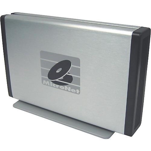 MicroNet Platinum 200GB FireWire+USB 2.0 Hard Drive