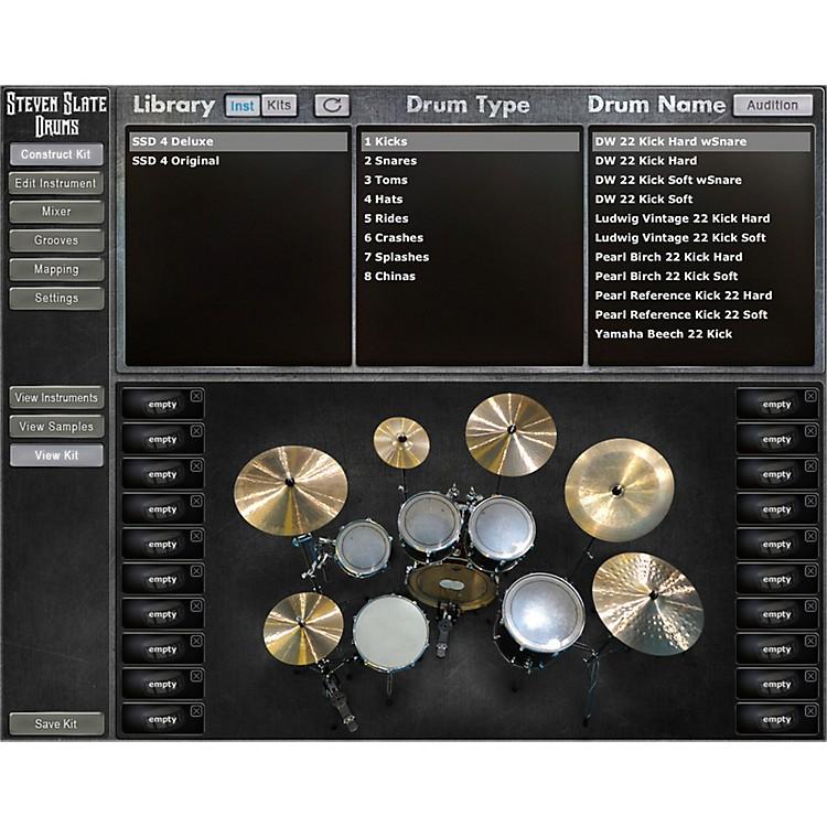 Steven Slate DrumsPlatinum 4.0
