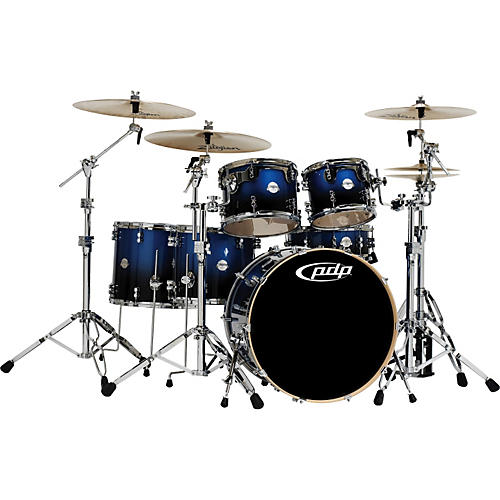 PDP by DW Platinum 6 Piece Rock Shell Pack-thumbnail