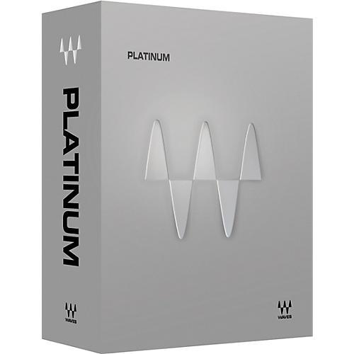 Waves Platinum Bundle Native/TDM/SG-thumbnail