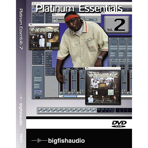 Big Fish Platinum Essentials 2 Audio Loops