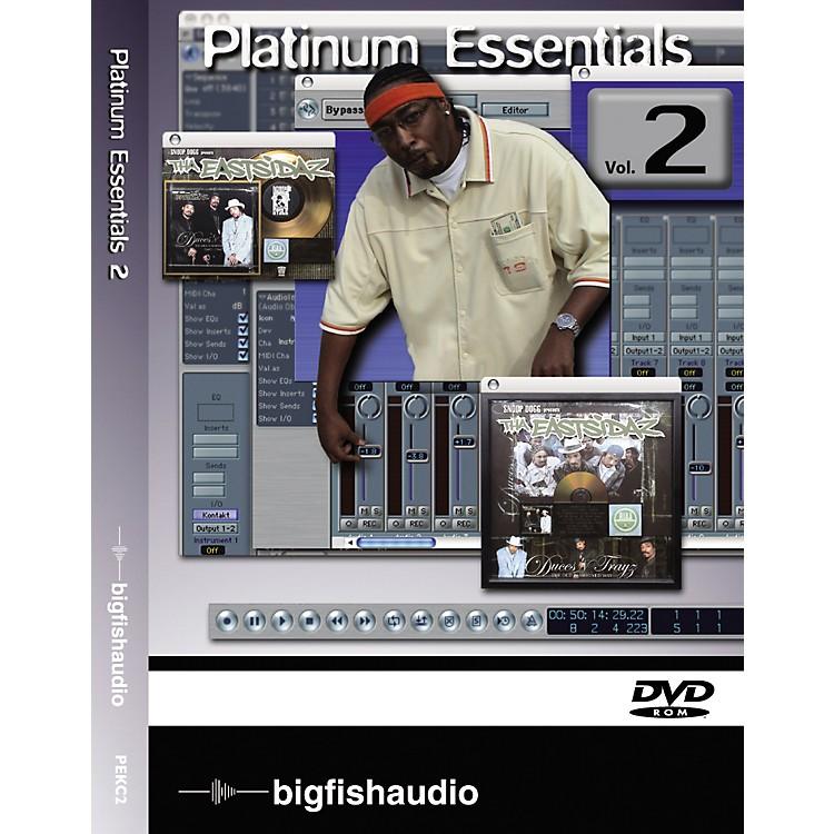 Big FishPlatinum Essentials 2 Audio Loops